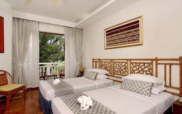 Отель Allamanda Laguna Phuket Таиланд, Пхукет - 1 отзыв об отеле, цены и фото номеров - забронировать отель Allamanda Laguna Phuket онлайн вид на фасад