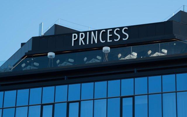 Отель Negresco Princess вид на фасад