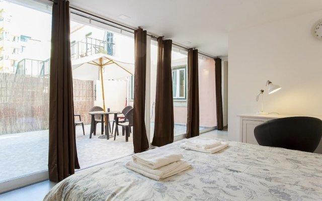 Отель Campo Pequeno Terrace by Homing комната для гостей