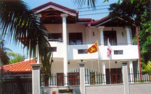 Отель Villa Jasmine Шри-Ланка, Калутара - отзывы, цены и фото номеров - забронировать отель Villa Jasmine онлайн вид на фасад