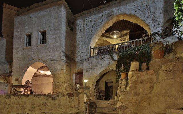 Отель Chez Nazim вид на фасад