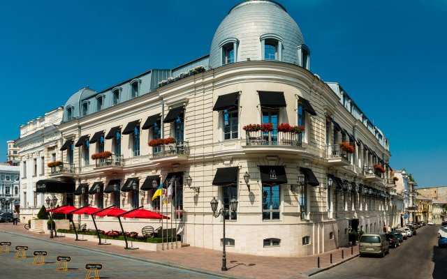Hotel de Paris Odessa MGallery by Sofitel вид на фасад