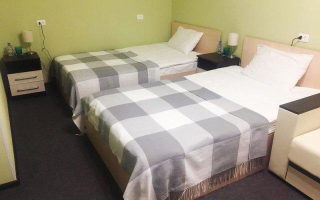 Гостиница Партизан комната для гостей