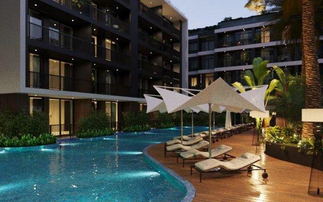 Отель Grand Kata VIP - Kata Beach бассейн