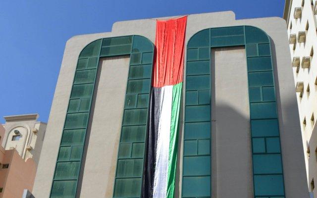 Отель Sama Hotel ОАЭ, Шарджа - отзывы, цены и фото номеров - забронировать отель Sama Hotel онлайн вид на фасад