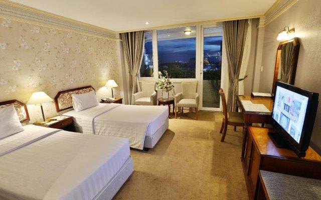 Отель New Epoch Хошимин комната для гостей