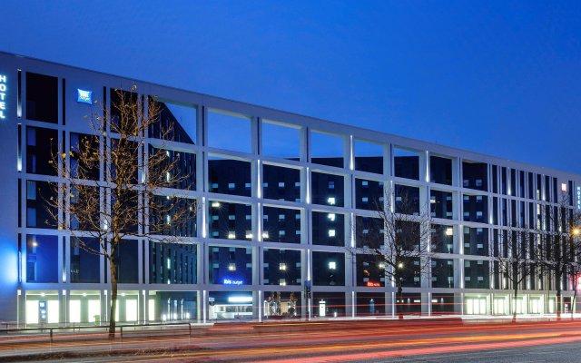Отель Ibis budget Hamburg City Германия, Гамбург - отзывы, цены и фото номеров - забронировать отель Ibis budget Hamburg City онлайн вид на фасад