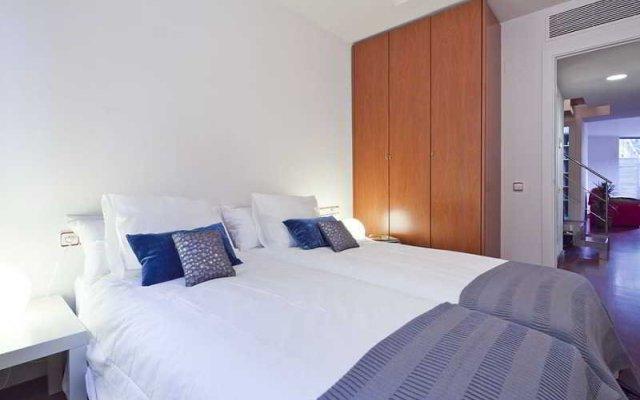 Апартаменты Putxet Apartments комната для гостей