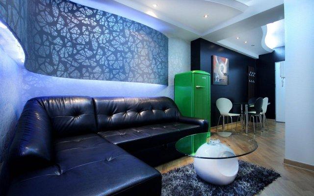 Апартаменты Apartments Terazije комната для гостей