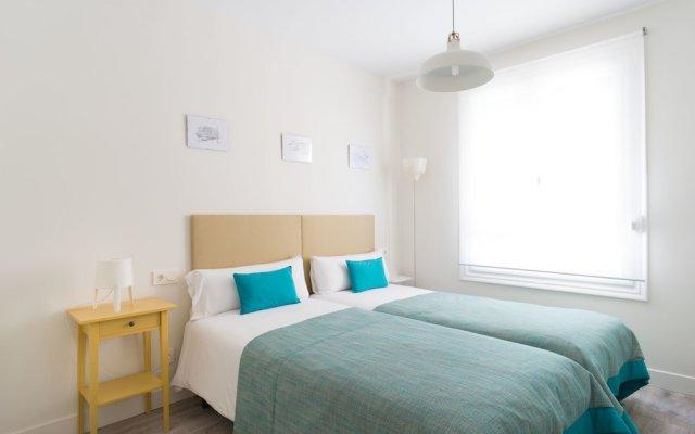 Апартаменты Atlantic - Iberorent Apartments комната для гостей