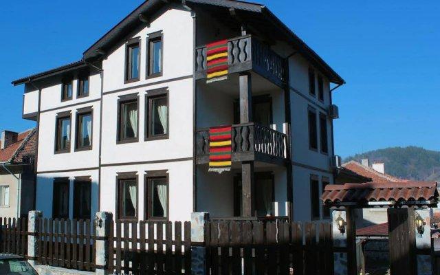 Отель Topalovi Guest House Болгария, Ардино - отзывы, цены и фото номеров - забронировать отель Topalovi Guest House онлайн вид на фасад