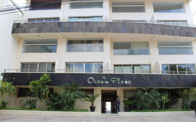 Отель Koox La Mar Condhotel Плая-дель-Кармен вид на фасад