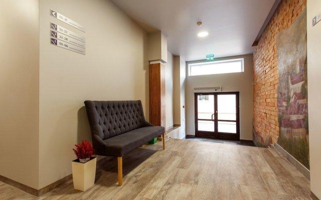 Апартаменты Old Town Trio Apartments комната для гостей