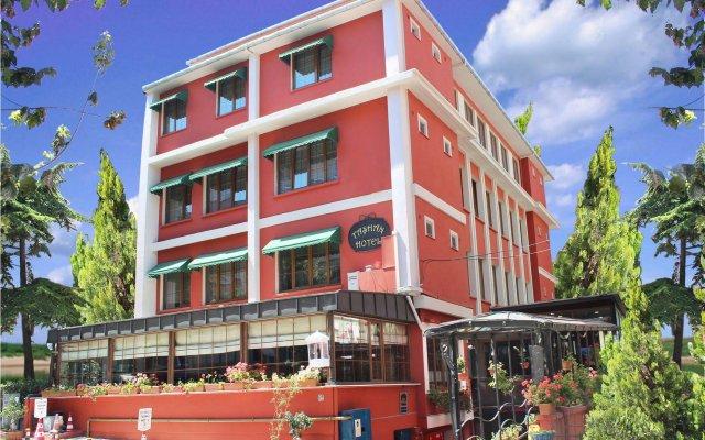 Best Western Tashan Business Airport Hotel вид на фасад