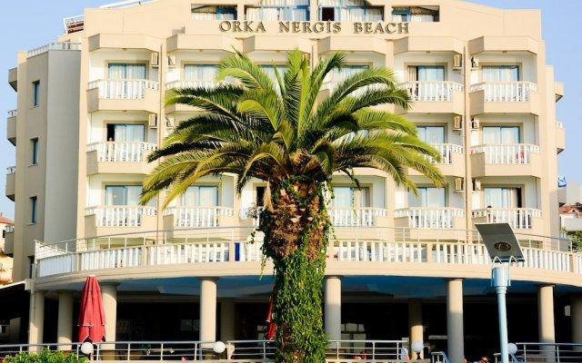 Premier Nergis Beach Турция, Мармарис - 1 отзыв об отеле, цены и фото номеров - забронировать отель Premier Nergis Beach онлайн вид на фасад
