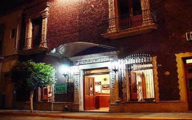 Hotel La Rotonda вид на фасад