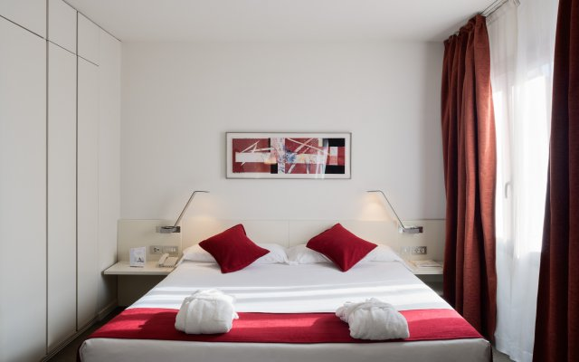 Отель Sercotel Amister Art Hotel Испания, Барселона - 12 отзывов об отеле, цены и фото номеров - забронировать отель Sercotel Amister Art Hotel онлайн комната для гостей