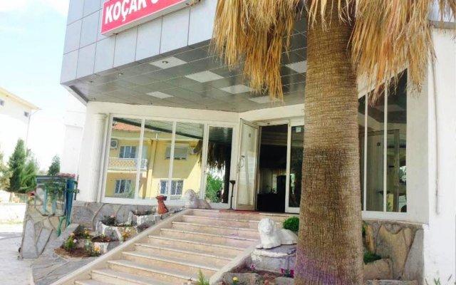 Kocak Hotel Турция, Памуккале - отзывы, цены и фото номеров - забронировать отель Kocak Hotel онлайн вид на фасад