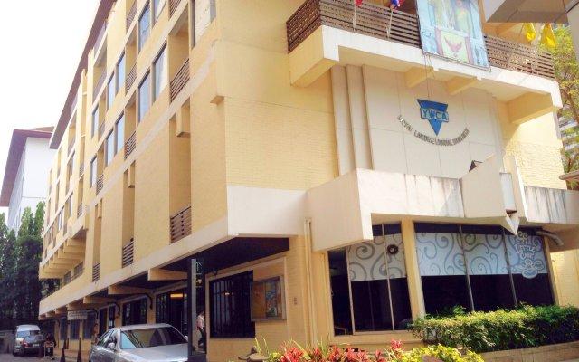 Отель Ywca International House Бангкок вид на фасад