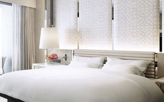 Отель Address Dubai Mall Residences Дубай комната для гостей