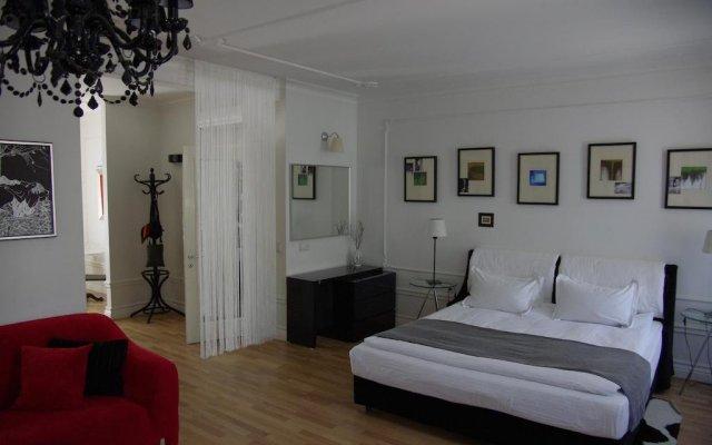 Гостиница AZANIA комната для гостей