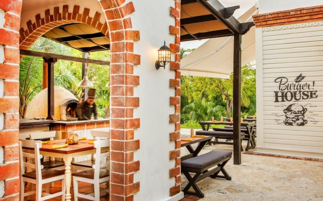 Sanctuary Cap Cana-All Inclusive Adults Only by Playa Hotel & Resorts вид на фасад