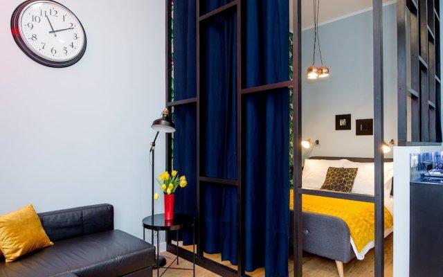Апартаменты Bliss Apartments Chicago Познань вид на фасад