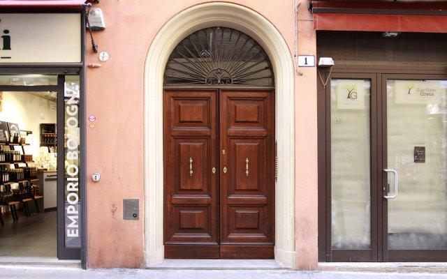 Отель Casa Isolani, Piazza Maggiore Италия, Болонья - отзывы, цены и фото номеров - забронировать отель Casa Isolani, Piazza Maggiore онлайн вид на фасад