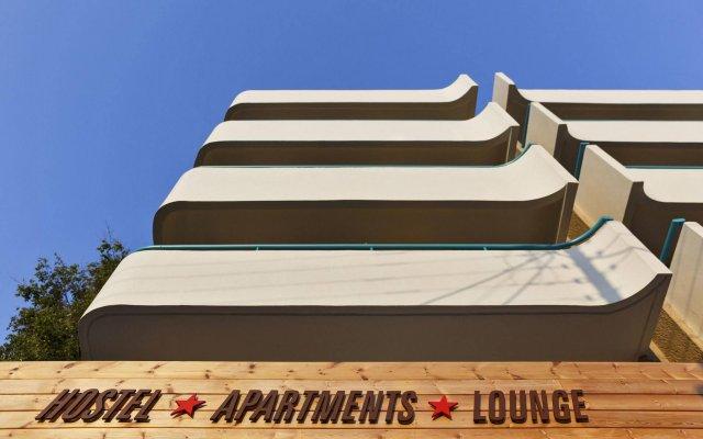Stay - Hostel, Apartments, Lounge Родос вид на фасад
