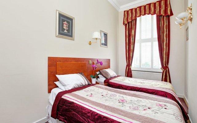 Отель Baker Street Suites Великобритания, Лондон - отзывы, цены и фото номеров - забронировать отель Baker Street Suites онлайн вид на фасад
