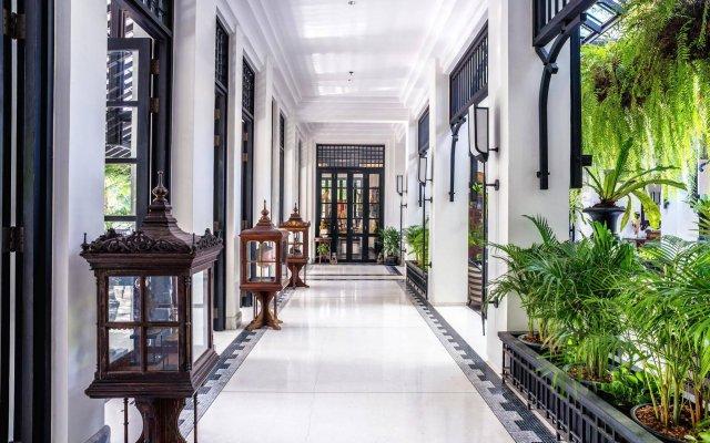 Отель THE SIAM Бангкок вид на фасад