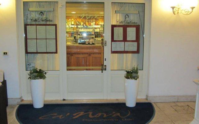 Отель Ca' Nova Италия, Маргера - отзывы, цены и фото номеров - забронировать отель Ca' Nova онлайн вид на фасад