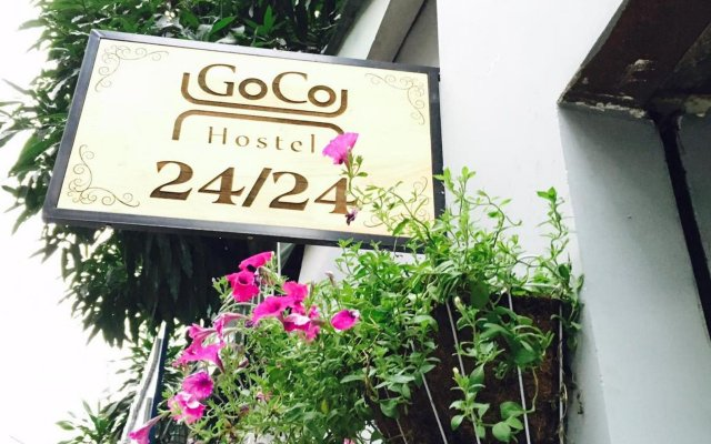 GoCo Hostel вид на фасад