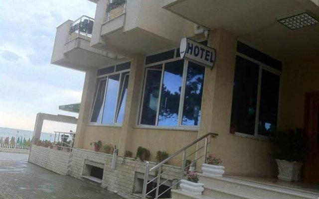 Отель Kamomil Hotel Албания, Дуррес - отзывы, цены и фото номеров - забронировать отель Kamomil Hotel онлайн вид на фасад