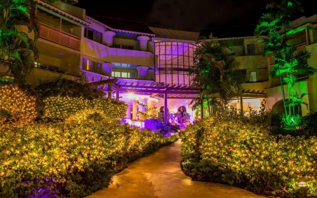 Отель Bougainvillea Barbados вид на фасад