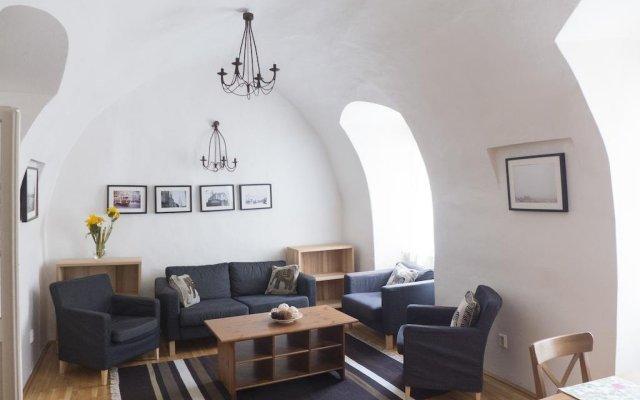 Отель Prague City Hall Apartments Чехия, Прага - отзывы, цены и фото номеров - забронировать отель Prague City Hall Apartments онлайн комната для гостей