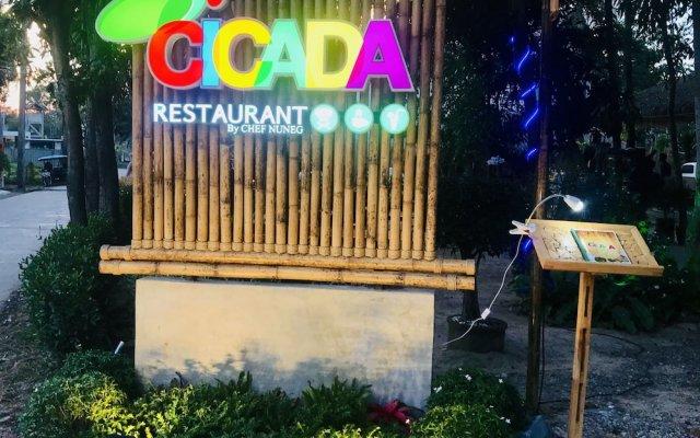 Отель Cicada Lanta Resort Таиланд, Ланта - отзывы, цены и фото номеров - забронировать отель Cicada Lanta Resort онлайн вид на фасад