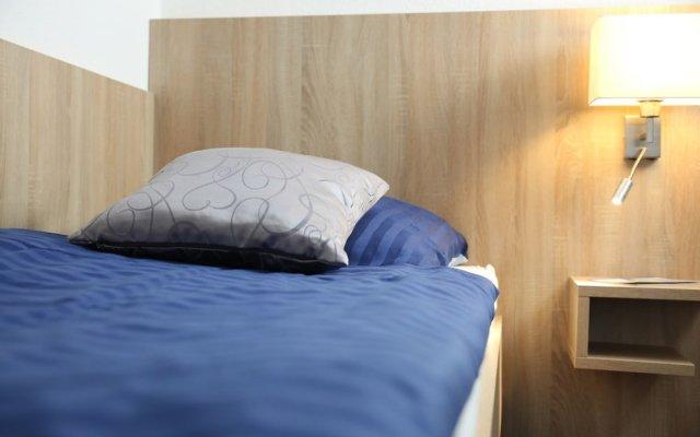 Отель Pilar Garni Германия, Кёльн - отзывы, цены и фото номеров - забронировать отель Pilar Garni онлайн комната для гостей
