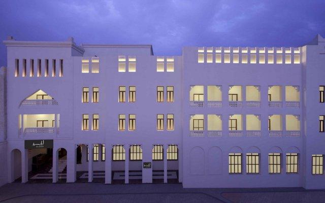 Отель Al Jasra Boutique вид на фасад
