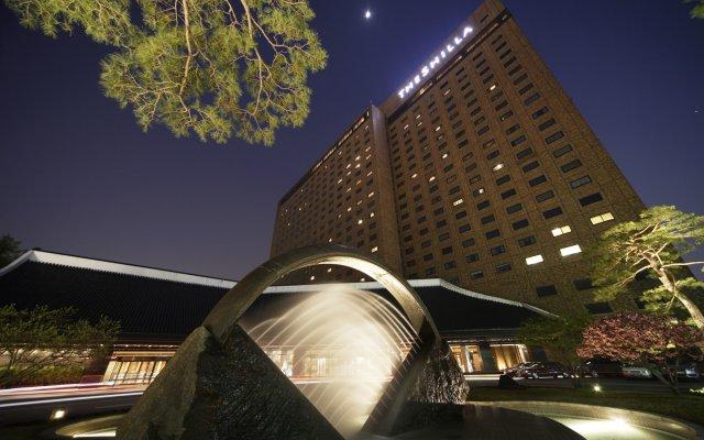 Отель The Shilla Seoul Южная Корея, Сеул - 1 отзыв об отеле, цены и фото номеров - забронировать отель The Shilla Seoul онлайн вид на фасад