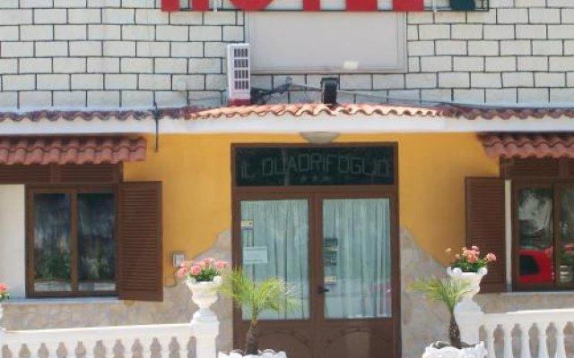 Отель Il Quadrifoglio Италия, Торре-дель-Греко - отзывы, цены и фото номеров - забронировать отель Il Quadrifoglio онлайн вид на фасад