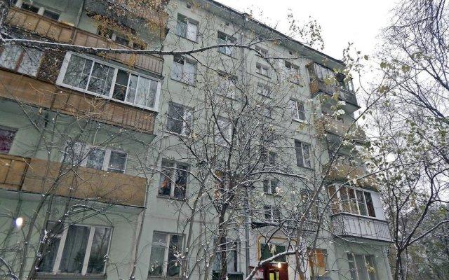 Гостиница Hanaka on Bratskaia 23 в Москве отзывы, цены и фото номеров - забронировать гостиницу Hanaka on Bratskaia 23 онлайн Москва вид на фасад