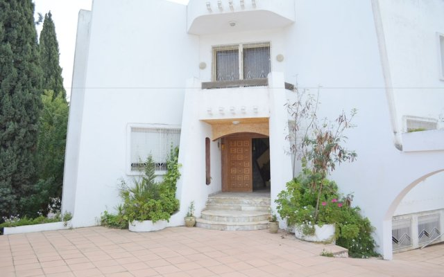 Dar Gammarth in Tunis, Tunisia from 183$, photos, reviews - zenhotels.com hotel front