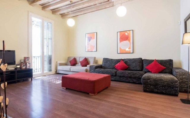 Апартаменты Rent Top Apartments Las Ramblas комната для гостей