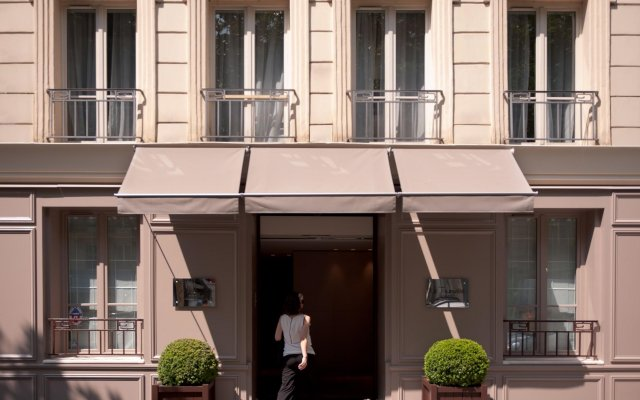 Отель Le Tourville Eiffel Франция, Париж - отзывы, цены и фото номеров - забронировать отель Le Tourville Eiffel онлайн вид на фасад