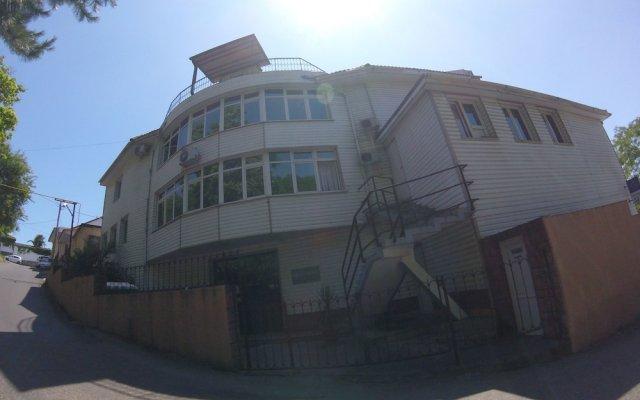 Гостиница Helius вид на фасад