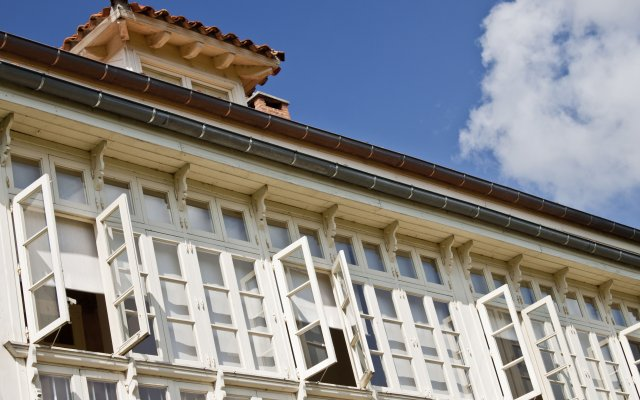 Отель Posada Villa Esperanza вид на фасад