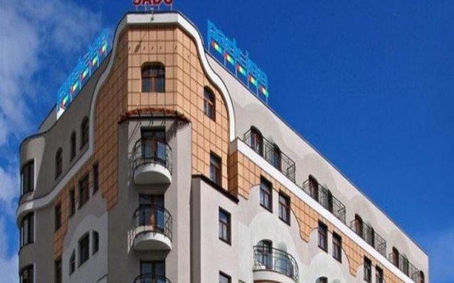 Гостиница Park Inn by Radisson SADU вид на фасад