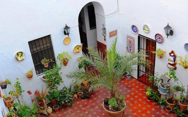 Отель Rincon de las Nieves вид на фасад