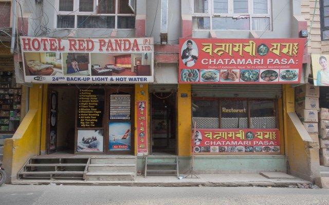 Отель Red Panda Непал, Катманду - отзывы, цены и фото номеров - забронировать отель Red Panda онлайн вид на фасад